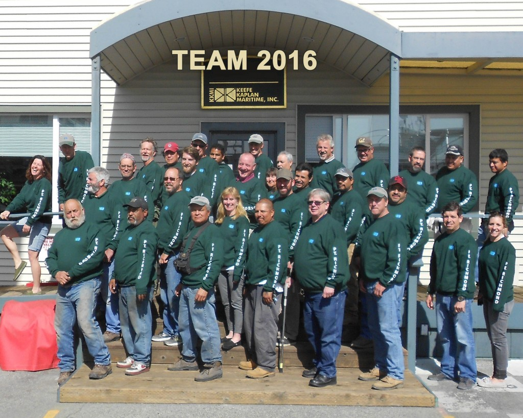 2016 Team 8 x 10