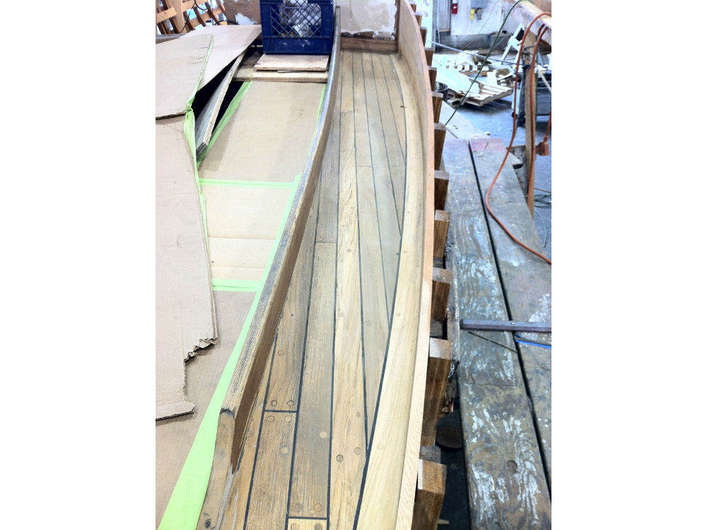 12 KKMI Premier Boat Yard Wooden Boat Restoration Rebuild and Repair