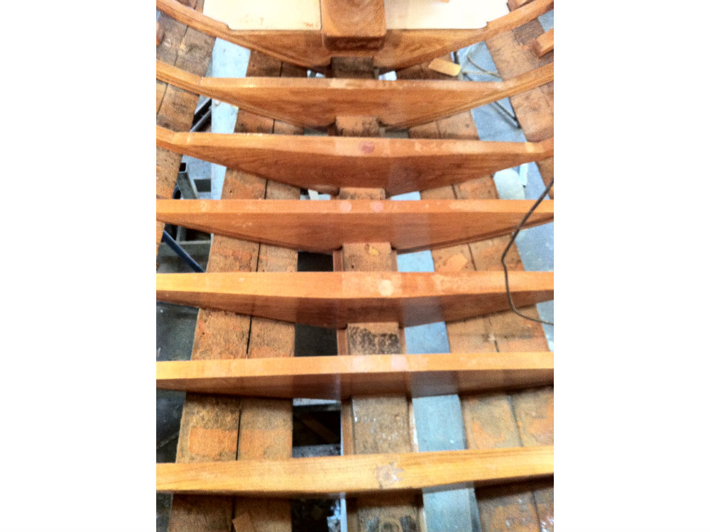 14 KKMI Premier Boat Yard Wooden Boat Restoration Rebuild and Repair