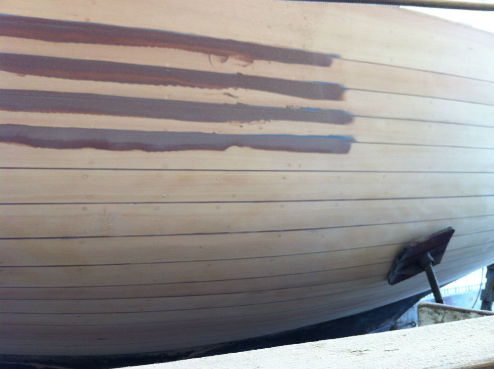 19 KKMI Premier Boat Yard Wooden Boat Restoration Rebuild and Repair