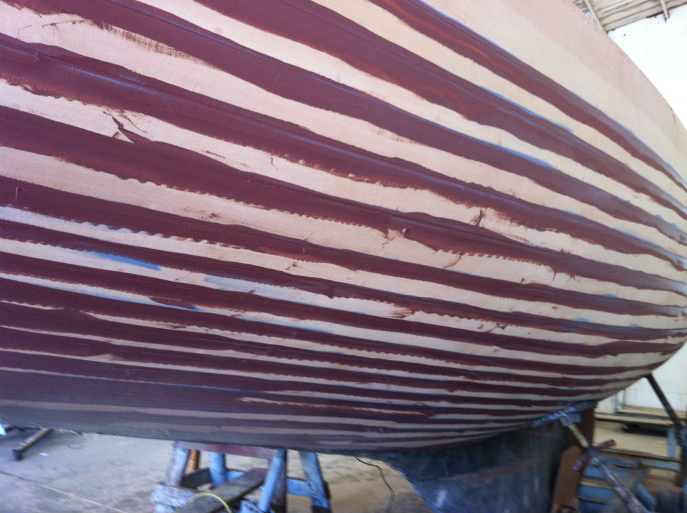 20 KKMI Premier Boat Yard Wooden Boat Restoration Rebuild and Repair