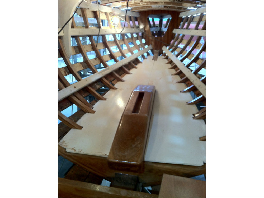 22 KKMI Premier Boat Yard Wooden Boat Restoration Rebuild and Repair