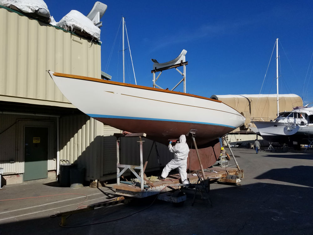 27 KKMI Premier Boat Yard Wooden Boat Restoration Rebuild and Repair