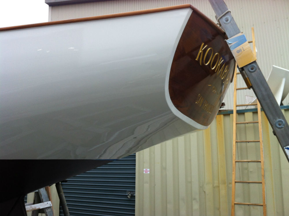 28 KKMI Premier Boat Yard Wooden Boat Restoration Rebuild and Repair