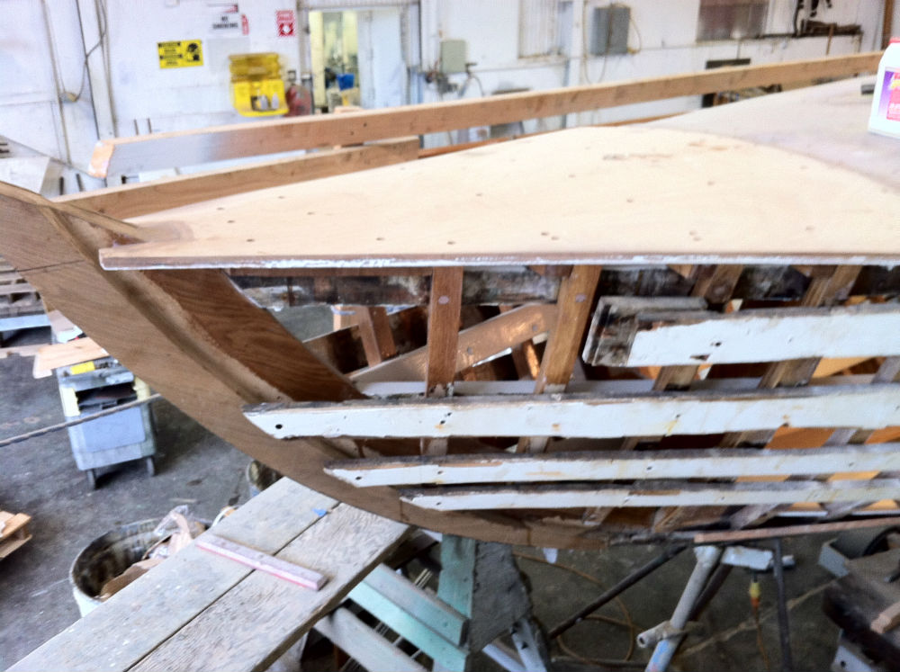 8 KKMI Premier Boat Yard Wooden Boat Restoration Rebuild and Repair
