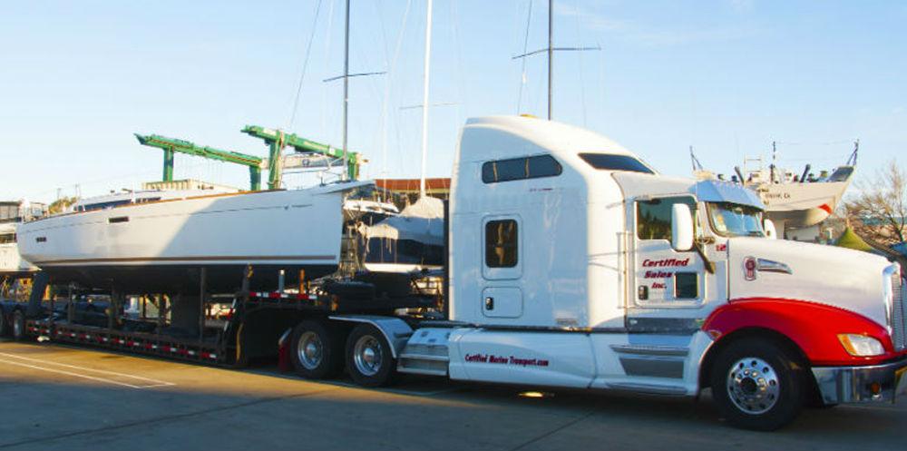 KKMI Premier Bay Area Boatyard Loadout Offload 1