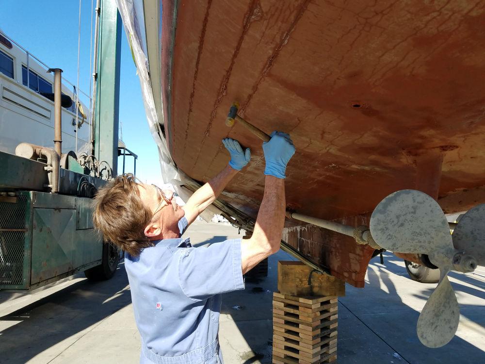 KKMI Premier Boat Yard Bay Area & West Coast Marine Surveyor
