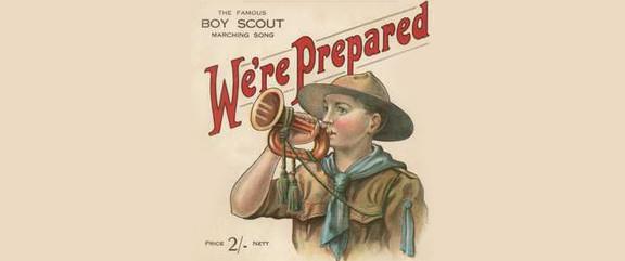 Boyscout Poster