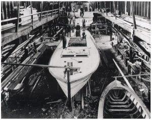 USS Suisun history documentation